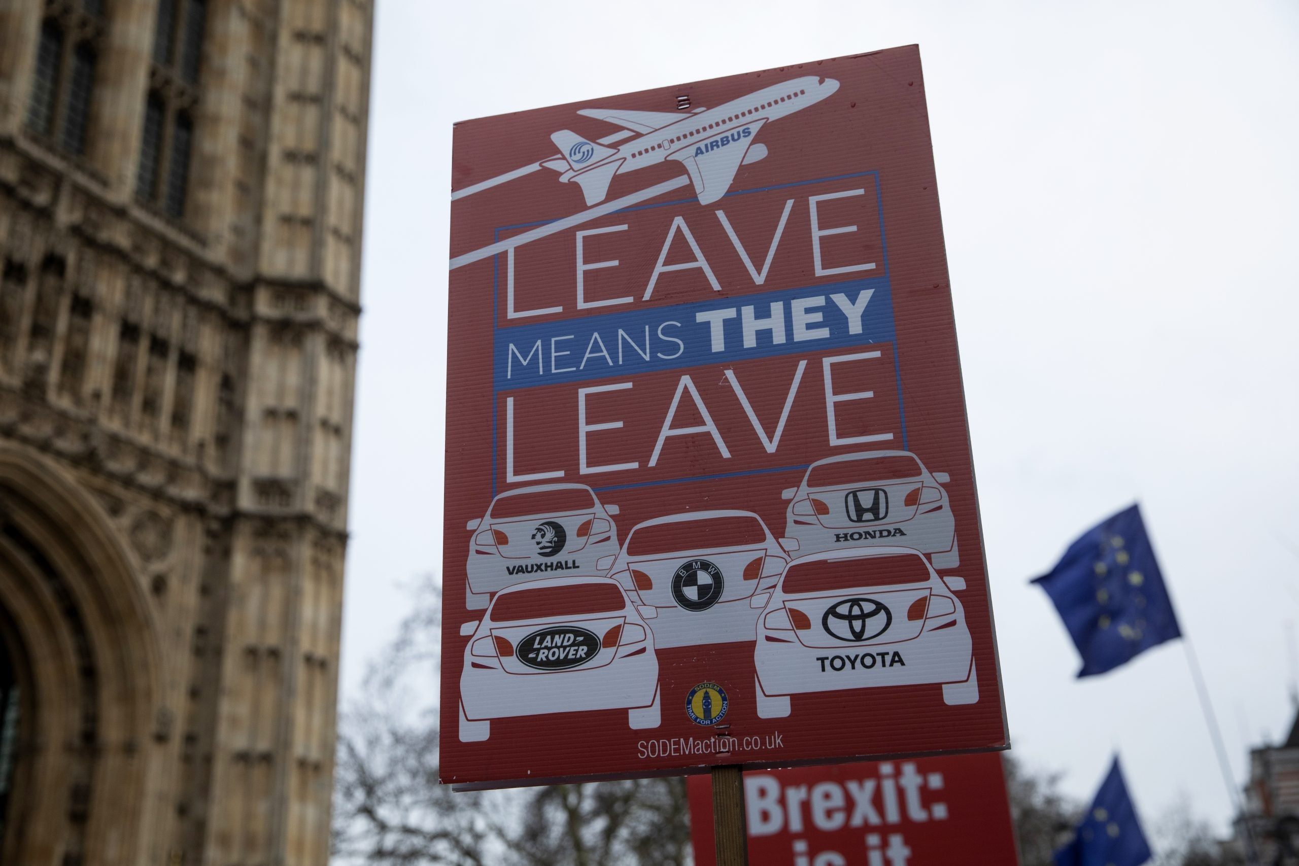 Brexit isn't done: What next for the UK's car industry?