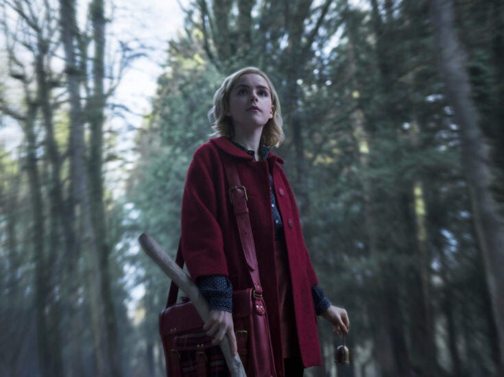 """""""A witch and a bitch"""": Pop culture has embraced the witch, but not without issues"""