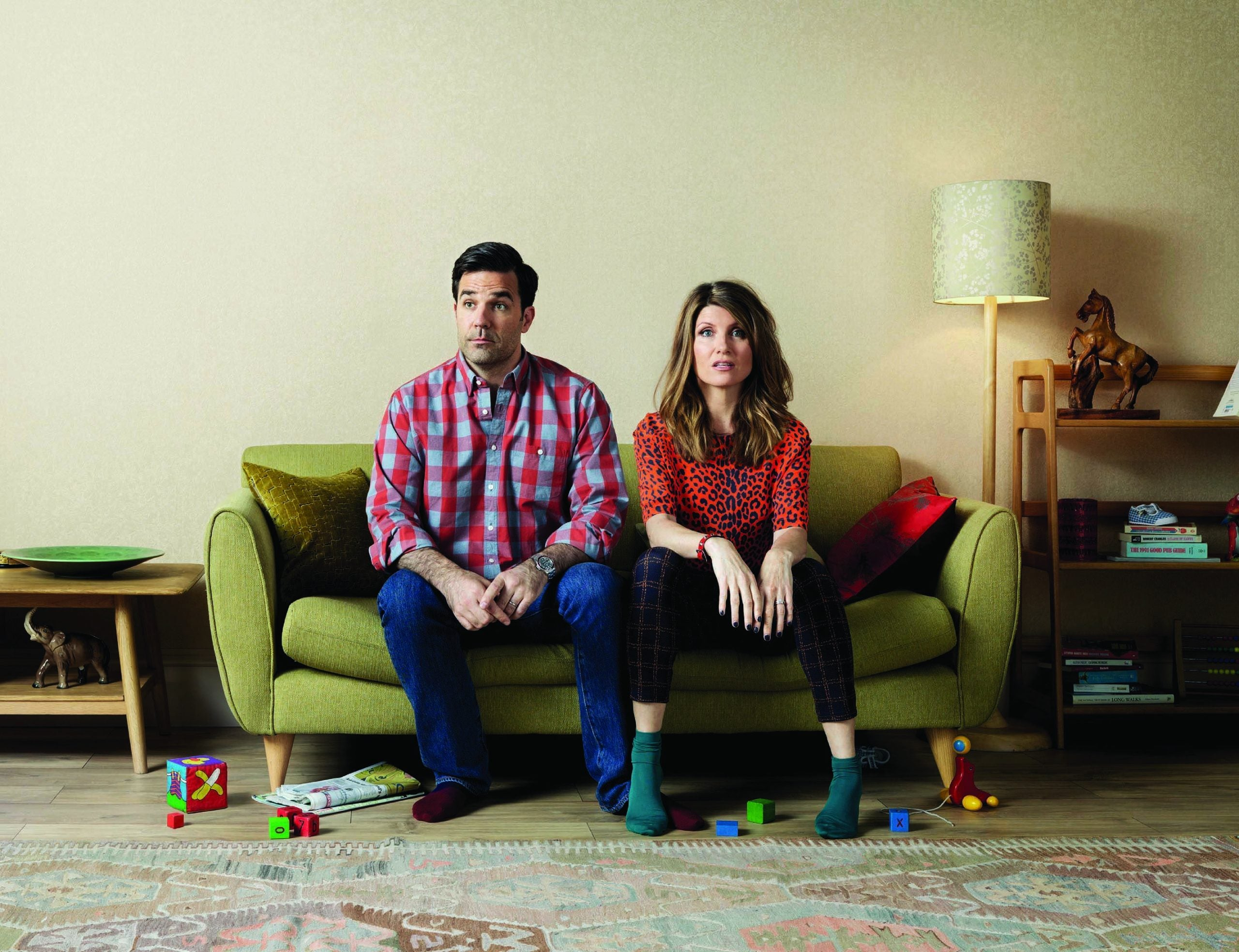 Smug marrieds: has Sharon Horgan's and Rob Delaney's Catastrophe lost its edge?