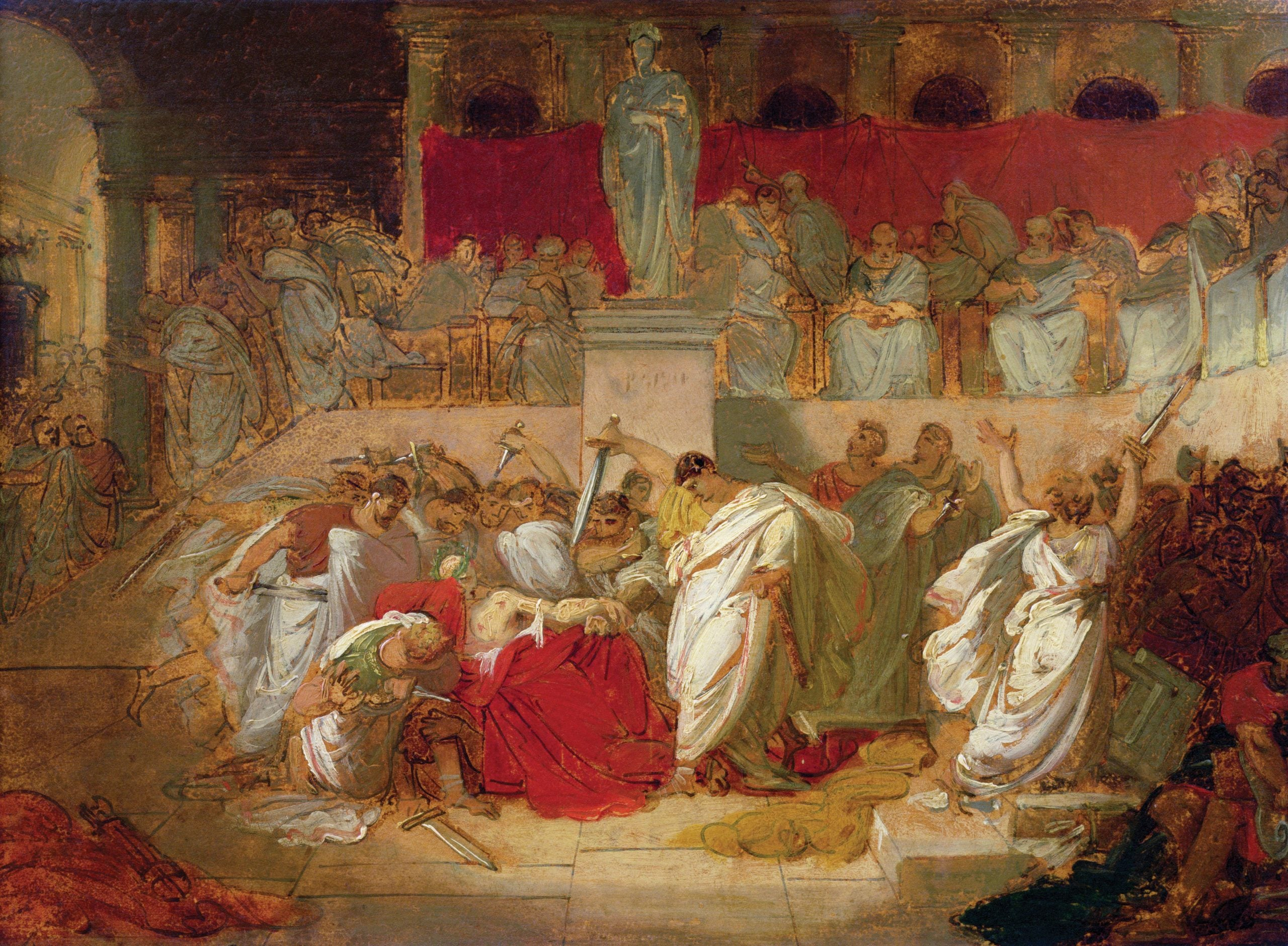 The gangsters of Rome: the brutal side of the ancient city