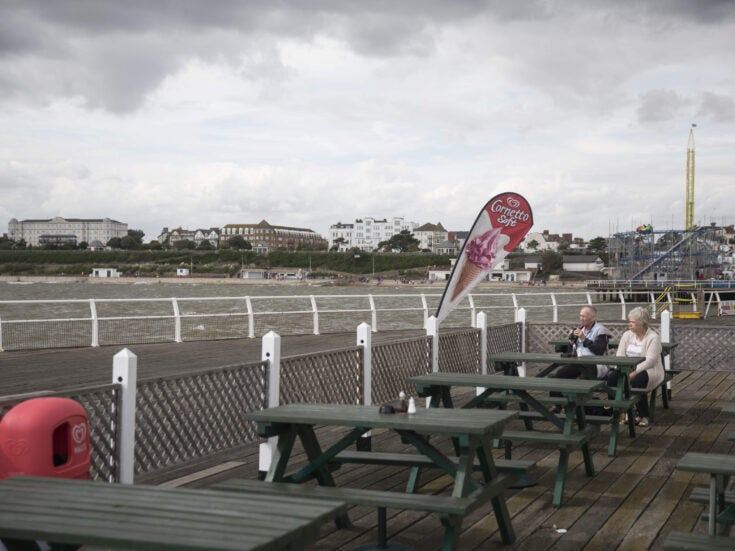 As the Tories choose their candidate, the battle for Clacton begins in earnest