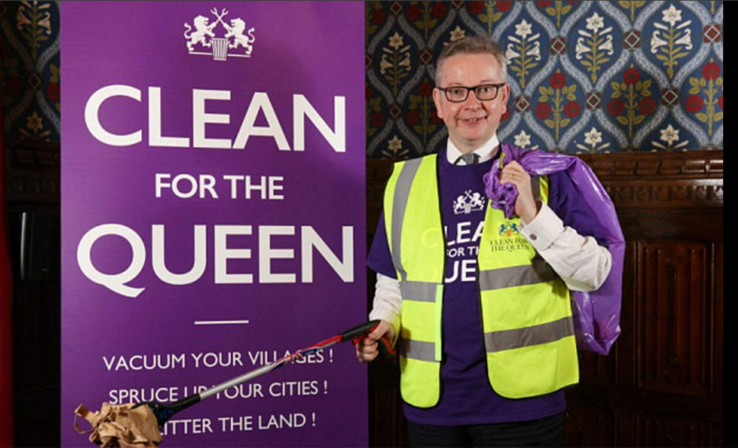 """The """"Clean for the Queen"""" campaign is Tory Britain at its worst"""