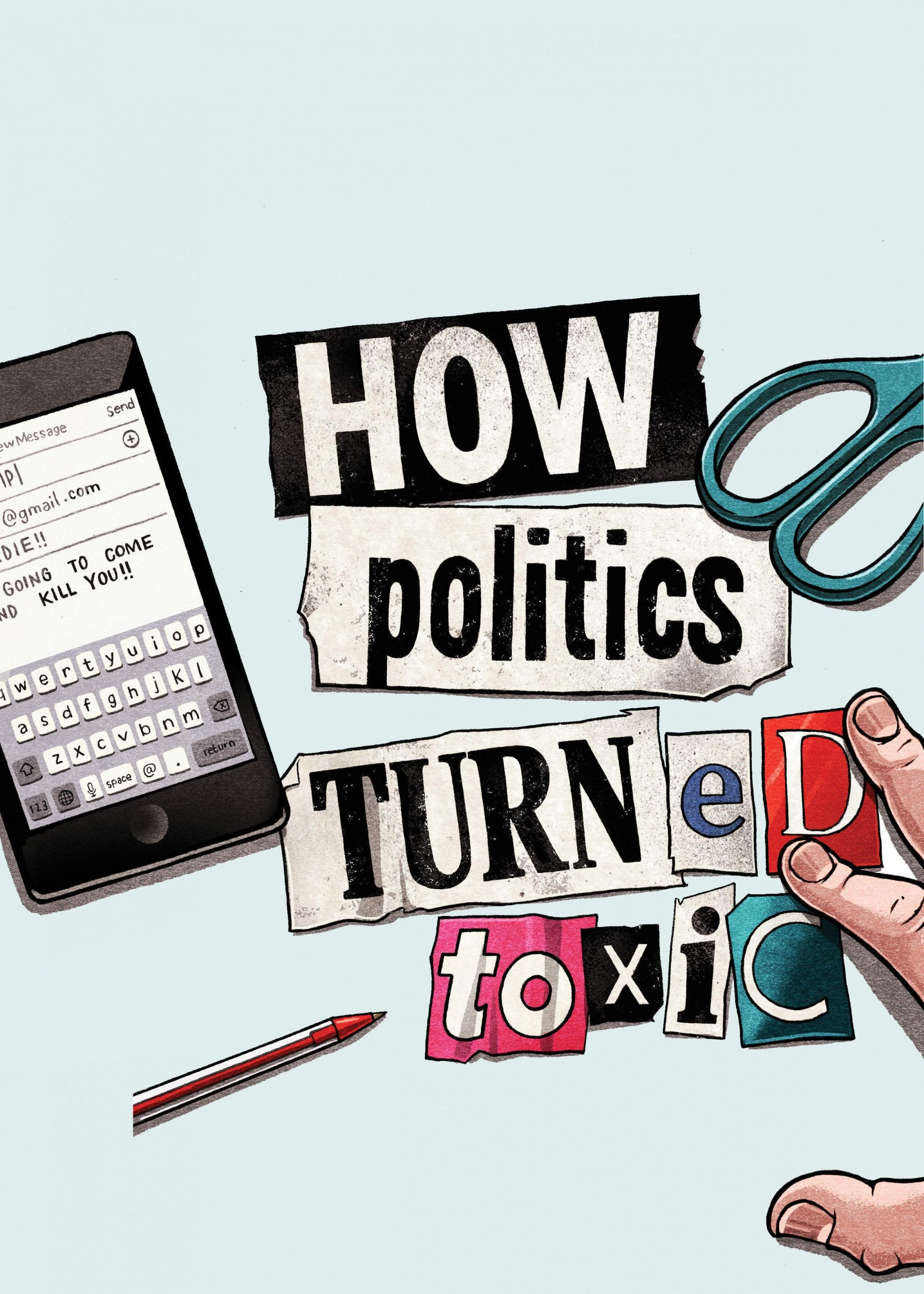 How Britain's political conversation turned toxic
