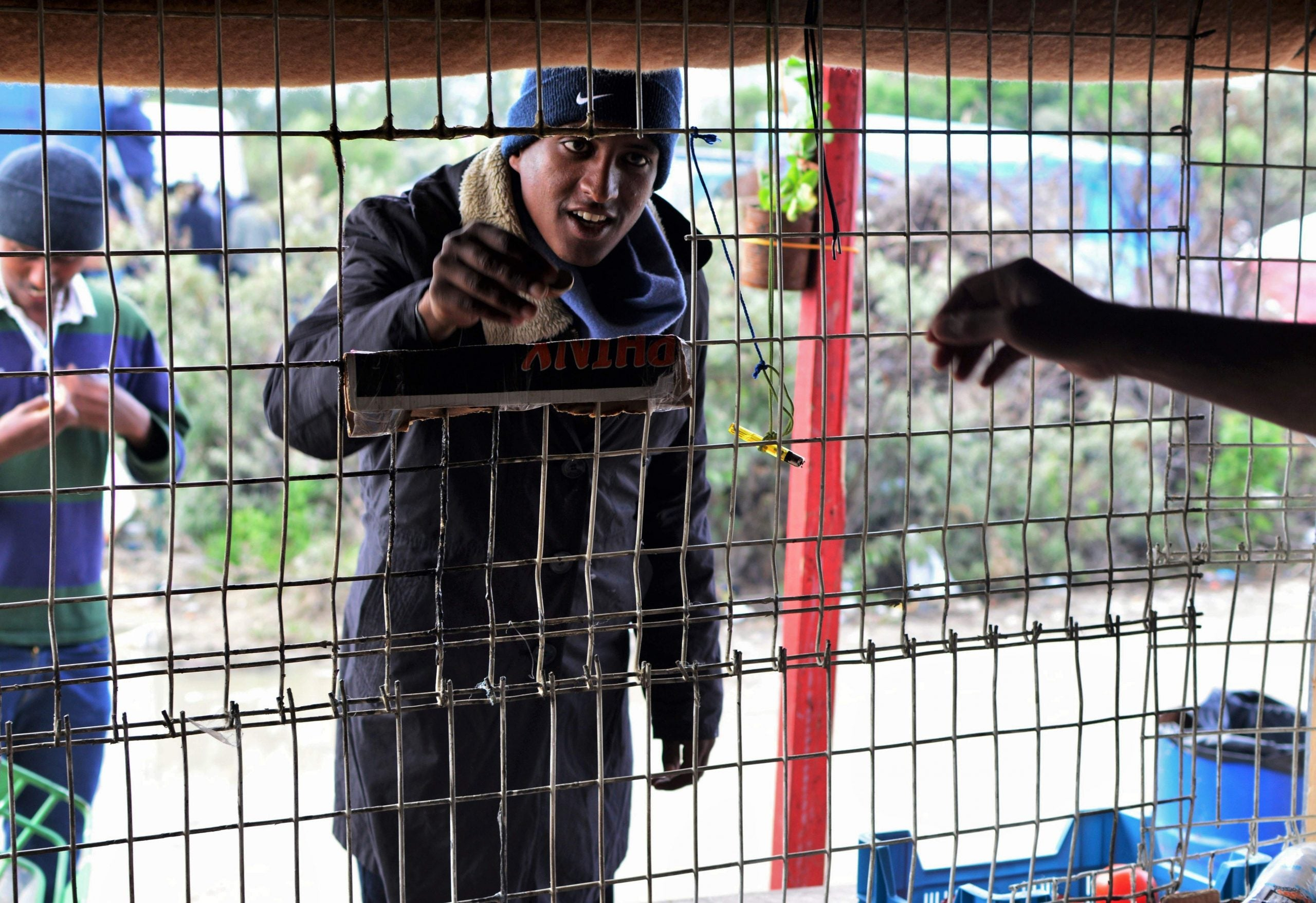 The closure of small businesses in Calais is punishing entrepreneurial refugees like Wakil
