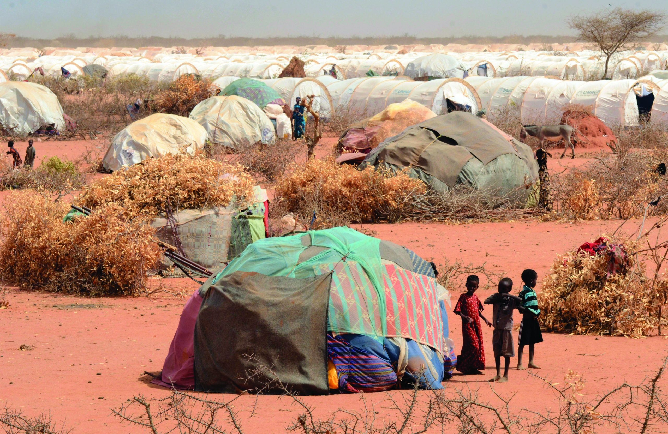 City of Thorns takes us inside the world's largest refugee camp