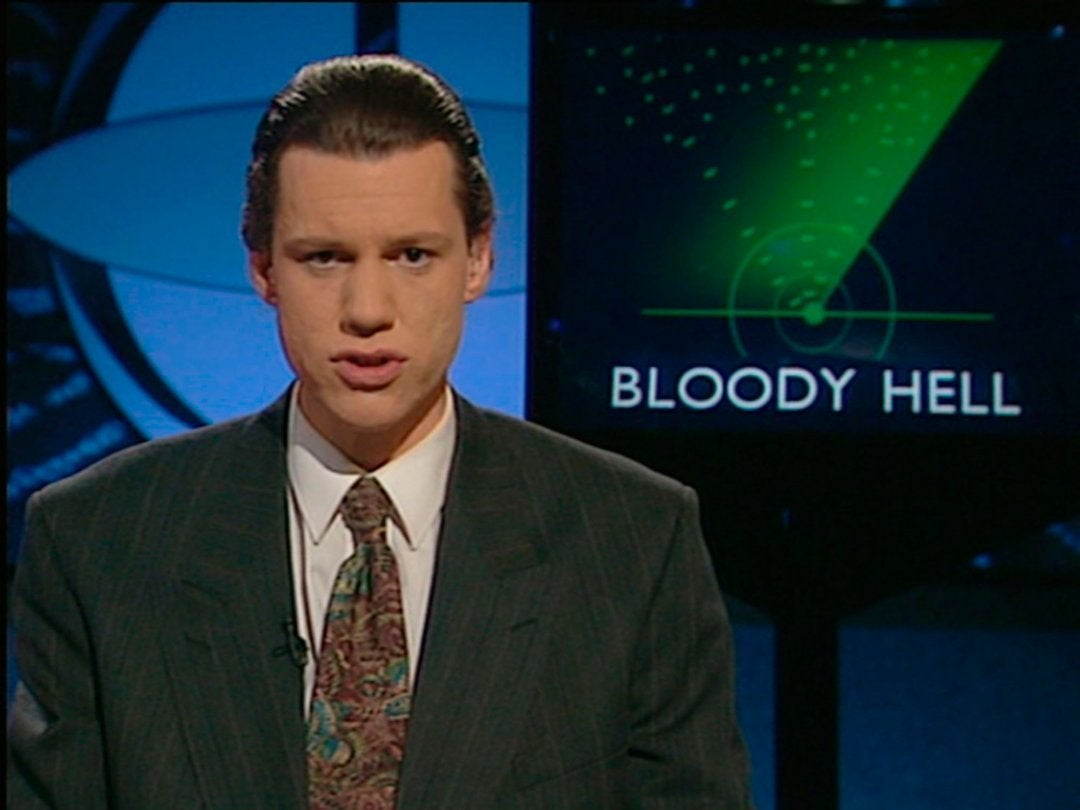 After 25 years, The Day Today is still predicting the future of TV news