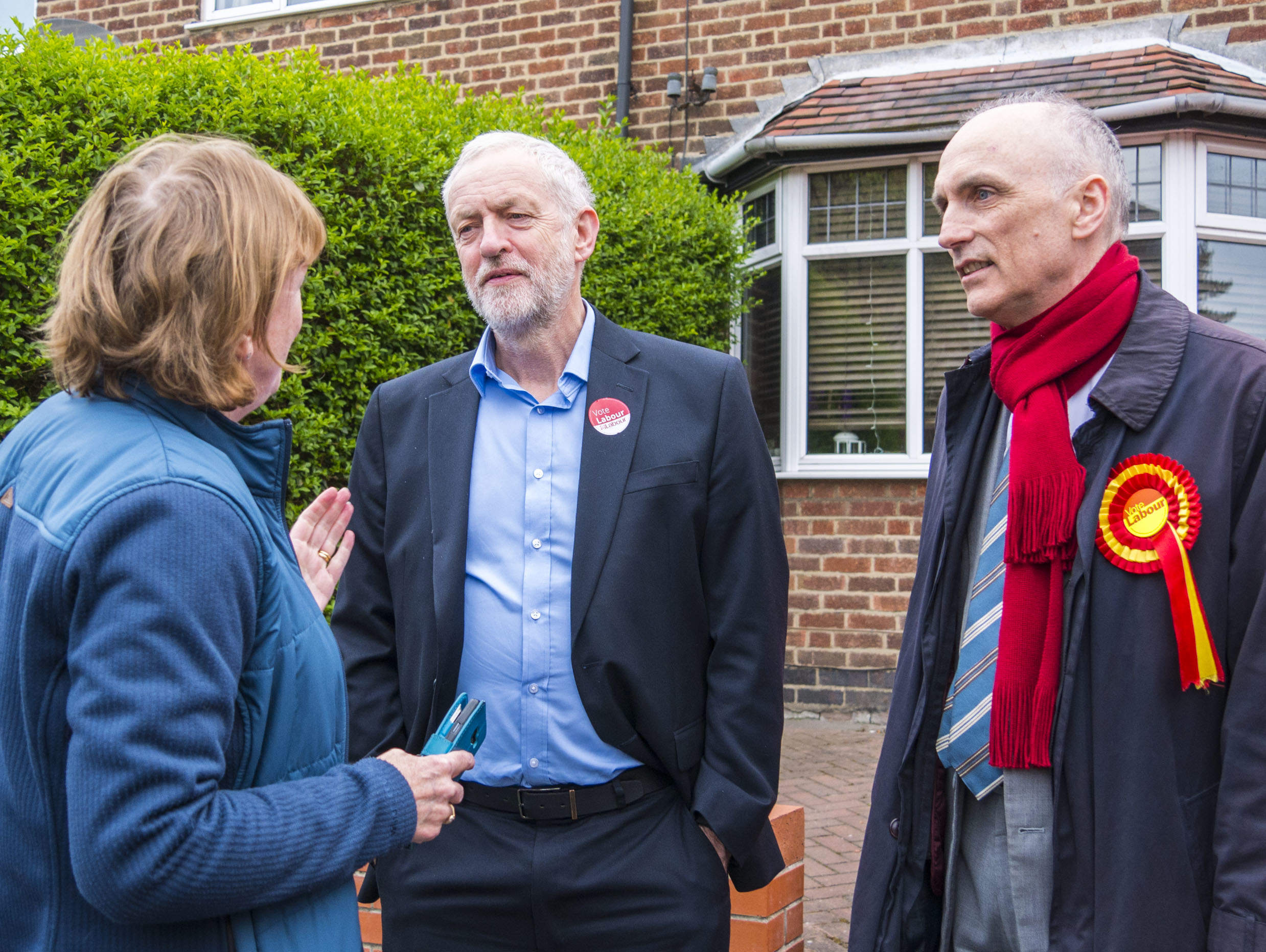 Life as Labour's most pro-Jeremy Corbyn candidate in England's most marginal constituency