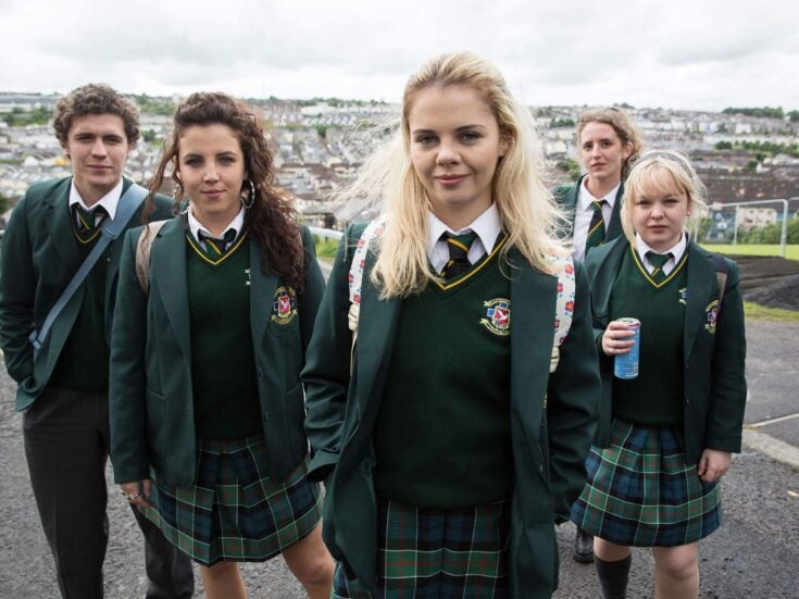 Why you should watch clever coming-of-age comedy Derry Girls