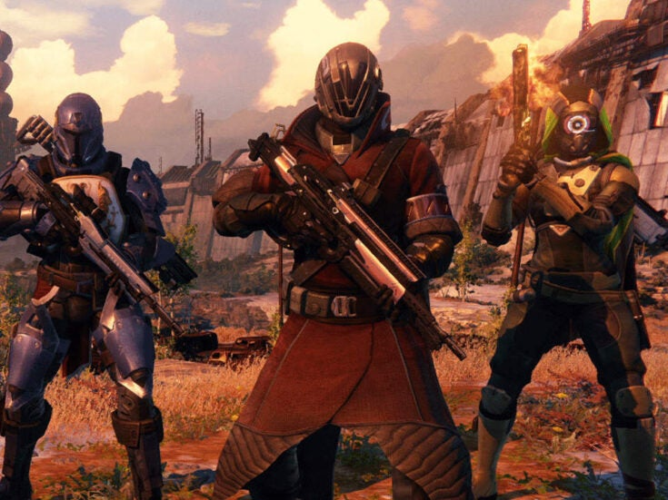 A date with Destiny: Tom Watson on the best and worst games of 2014