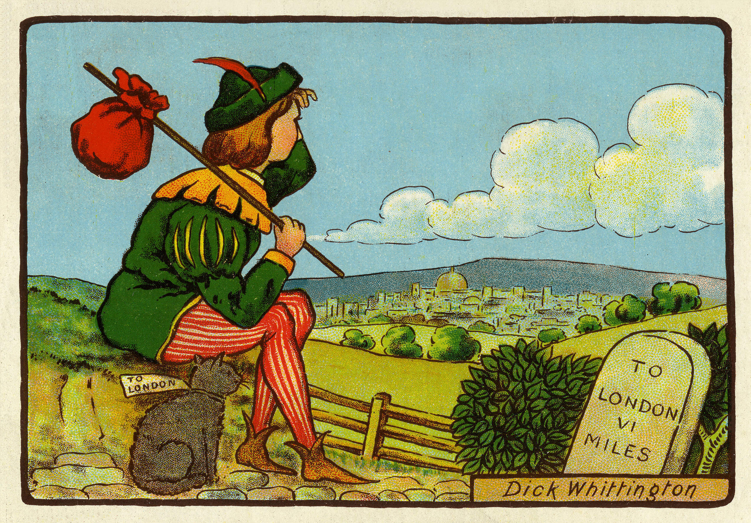 In search of the real Dick Whittington
