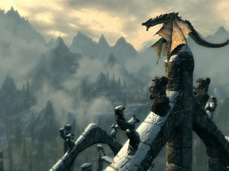 How Skyrim is teaching university students about the decline of US empire