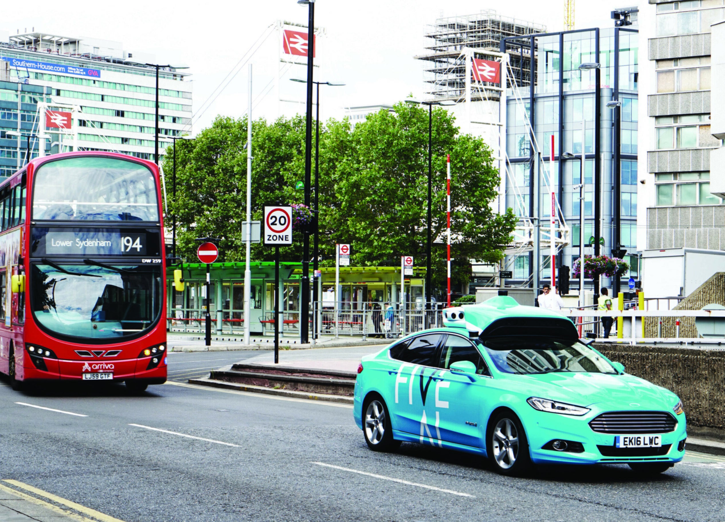 Are British roads ready for the age of automation?