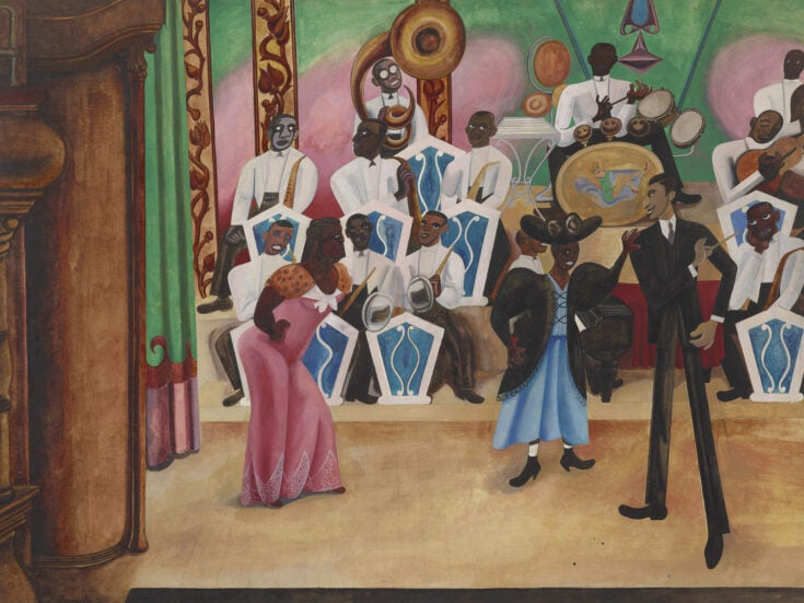 """""""Fascination and fear"""": Rhythm and Reaction shows how Edwardian Britain responded to jazz"""
