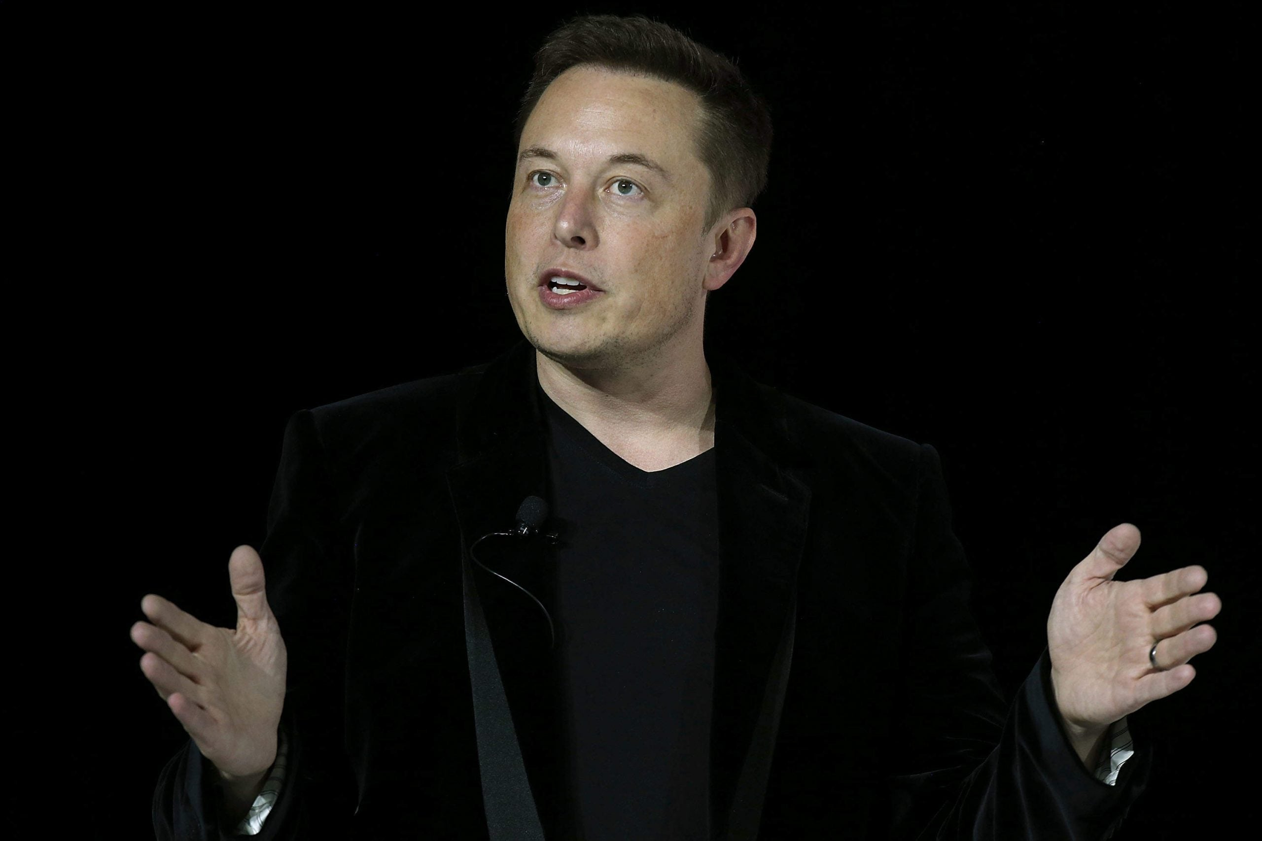 Making life multi-planetary: Elon Musk outlines his vision to take humans to Mars