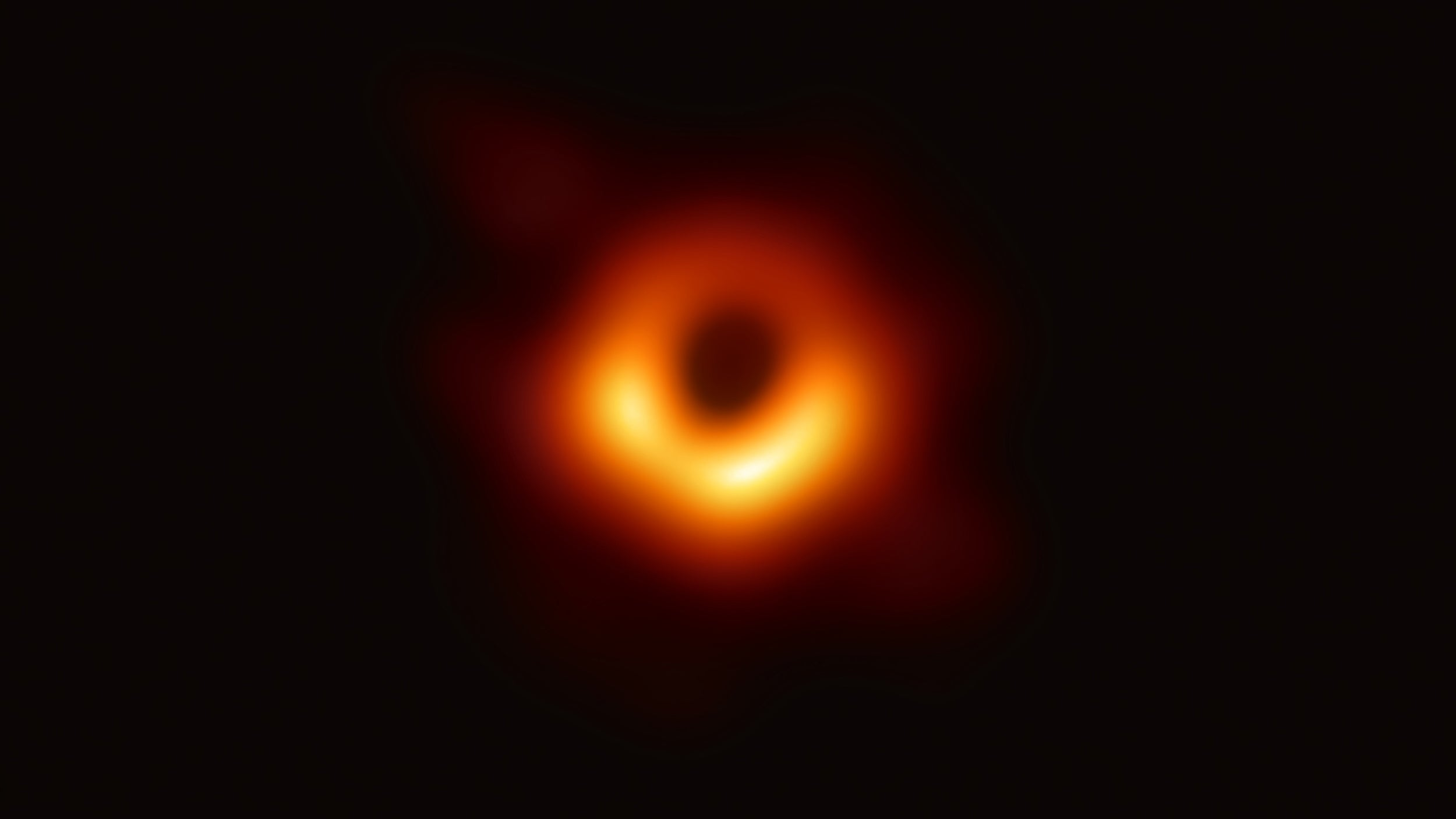 The first images of a black hole are a moving reminder of our collective vulnerability