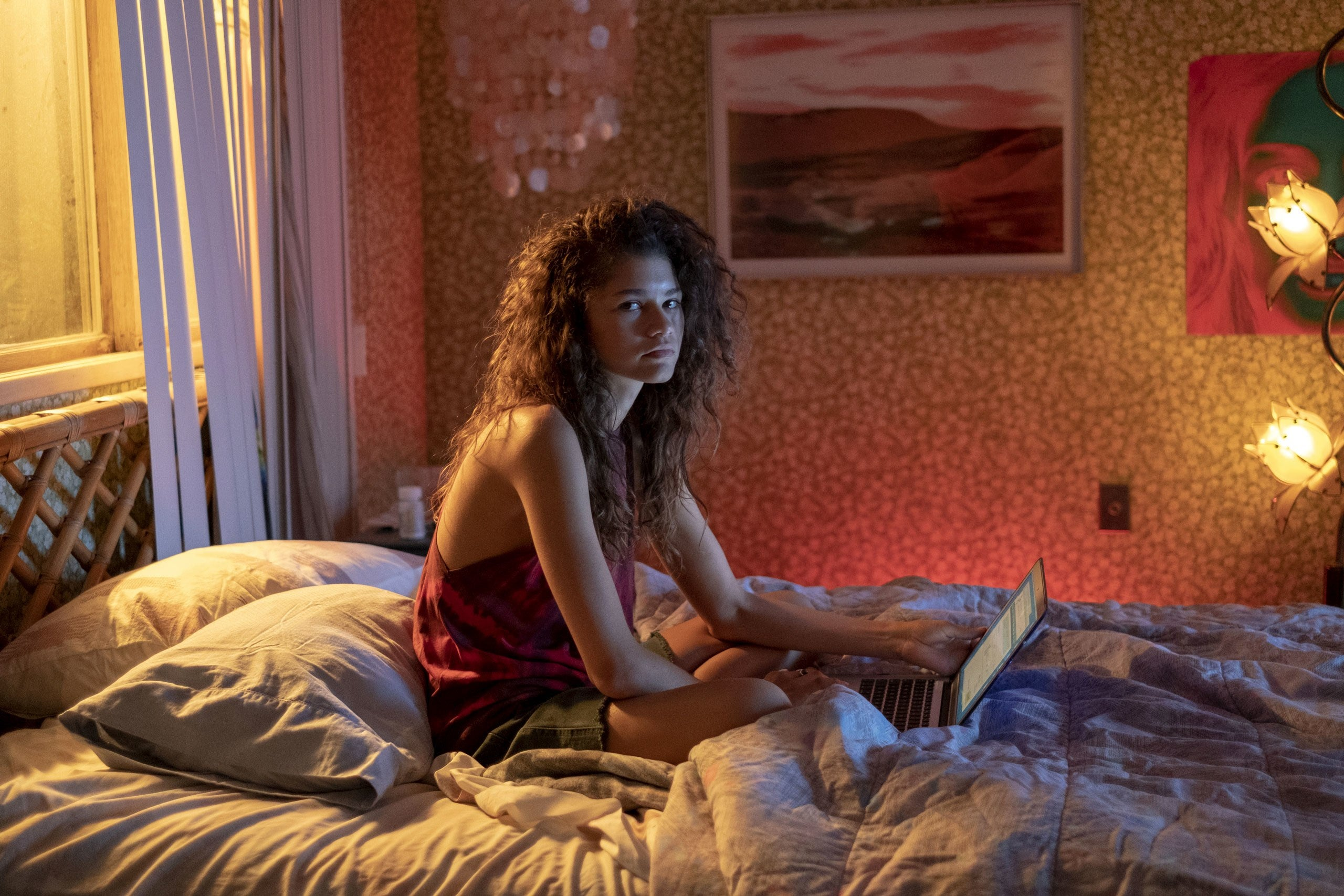 Euphoria offers a much-needed, fresh perspective on mental health problems in teenage girls