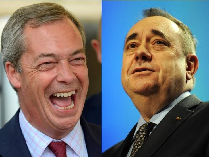 Salmond and Farage forget the modern world doesn't want to squabble over borders