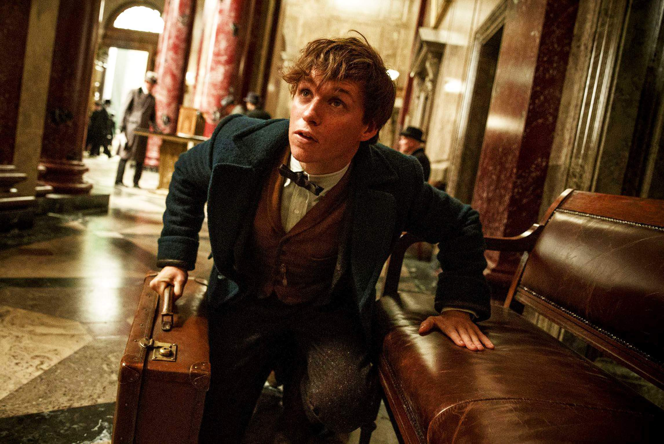 Is Fantastic Beasts a stretch too far for JK Rowling's imagination?