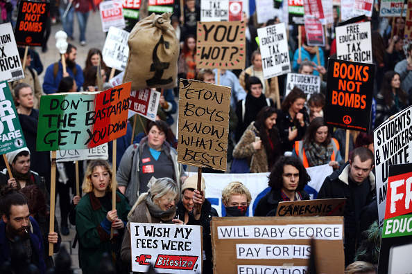 Student politics: The future of tuition fees and higher education debt