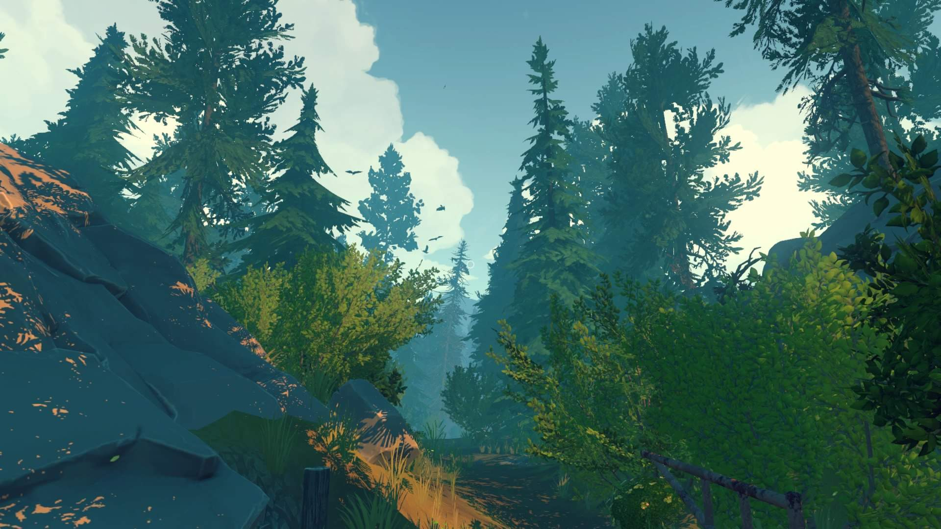 Firewatch: the videogame that deals with dementia, loneliness, love and death