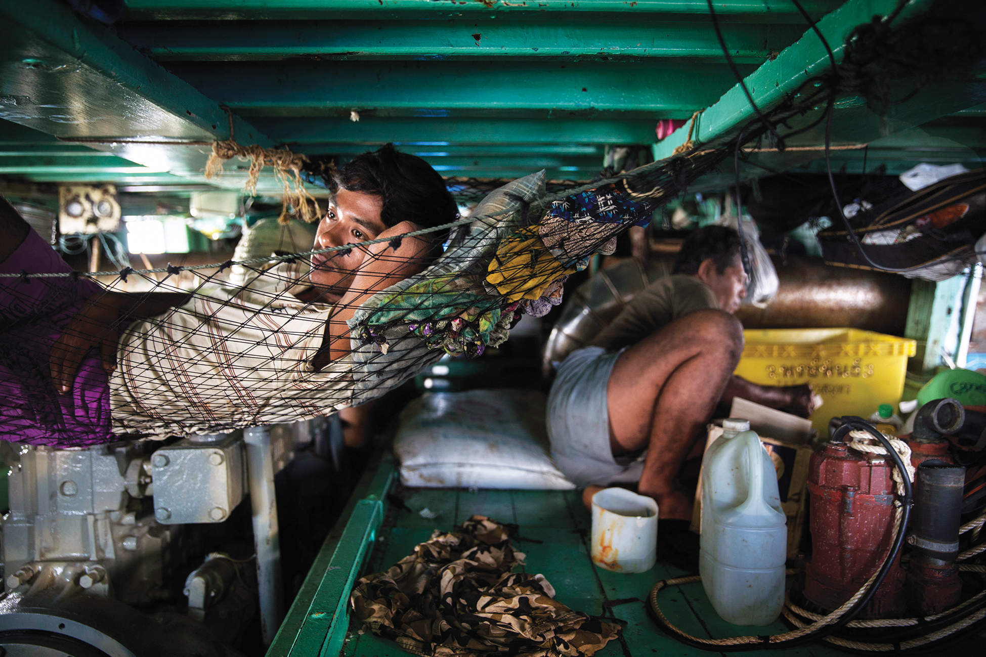 The marine, and human, costs of illegal fishing
