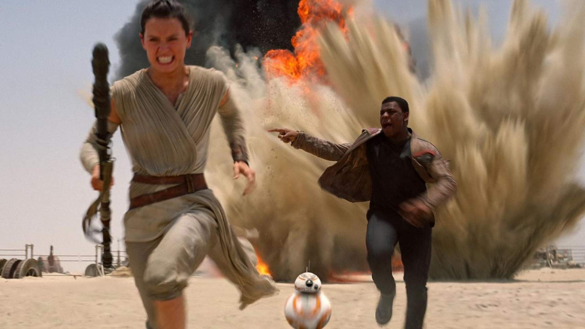 """No, J J Abrams – Star Wars was never """"a boy's thing"""""""