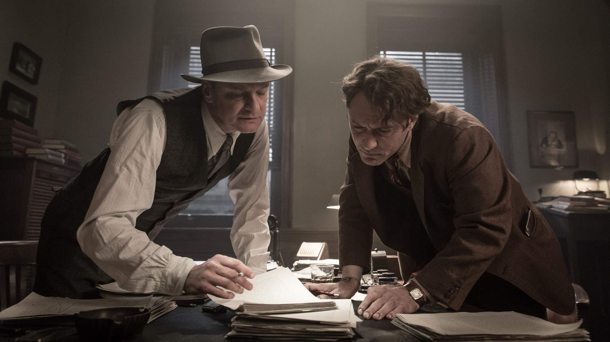 Thomas Wolfe biopic Genius is a hackneyed portrait of the great white male