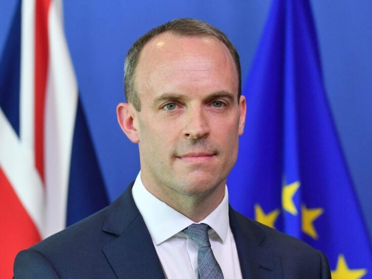 Commons Confidential: On Raab's first trip to Brussels, even the Eurostar wasn't without mishap