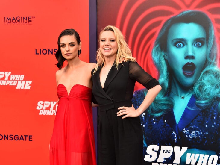 As a comedy, The Spy Who Dumped Me is disappointing