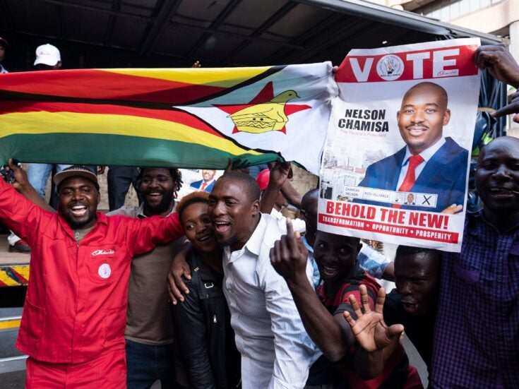 Zimbabwe's opposition have declared victory, but will its establishment relinquish power?