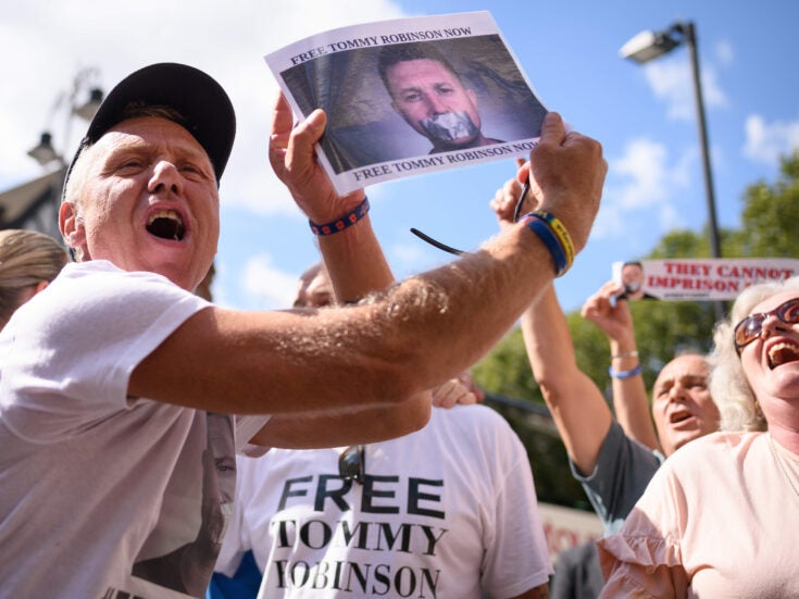 Tommy Robinson deserves a fair trial – and so do victims in court cases
