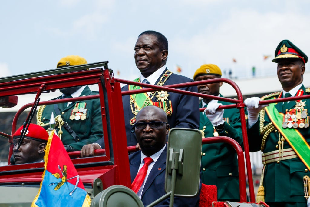 Amid protest and unrest, Zimbabwe's president Emmerson Mnangagwa resorts to old tactics