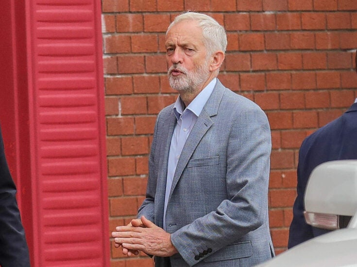 The key to understanding Jeremy Corbyn is that he'd rather be foreign secretary