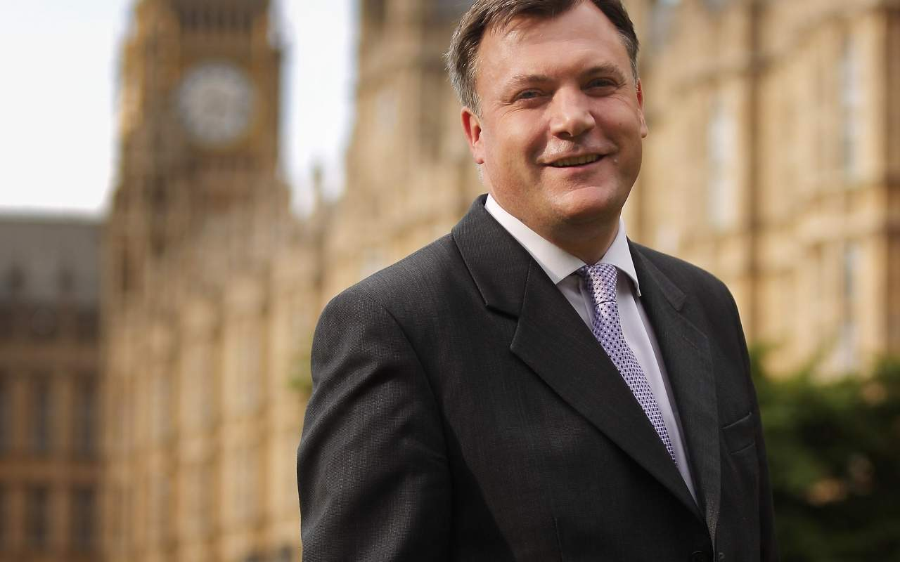 Reading Speaking Out, I found myself agreeing with Ed Balls