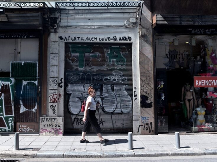 How Greece will feel the deep scars of austerity long after the bailout
