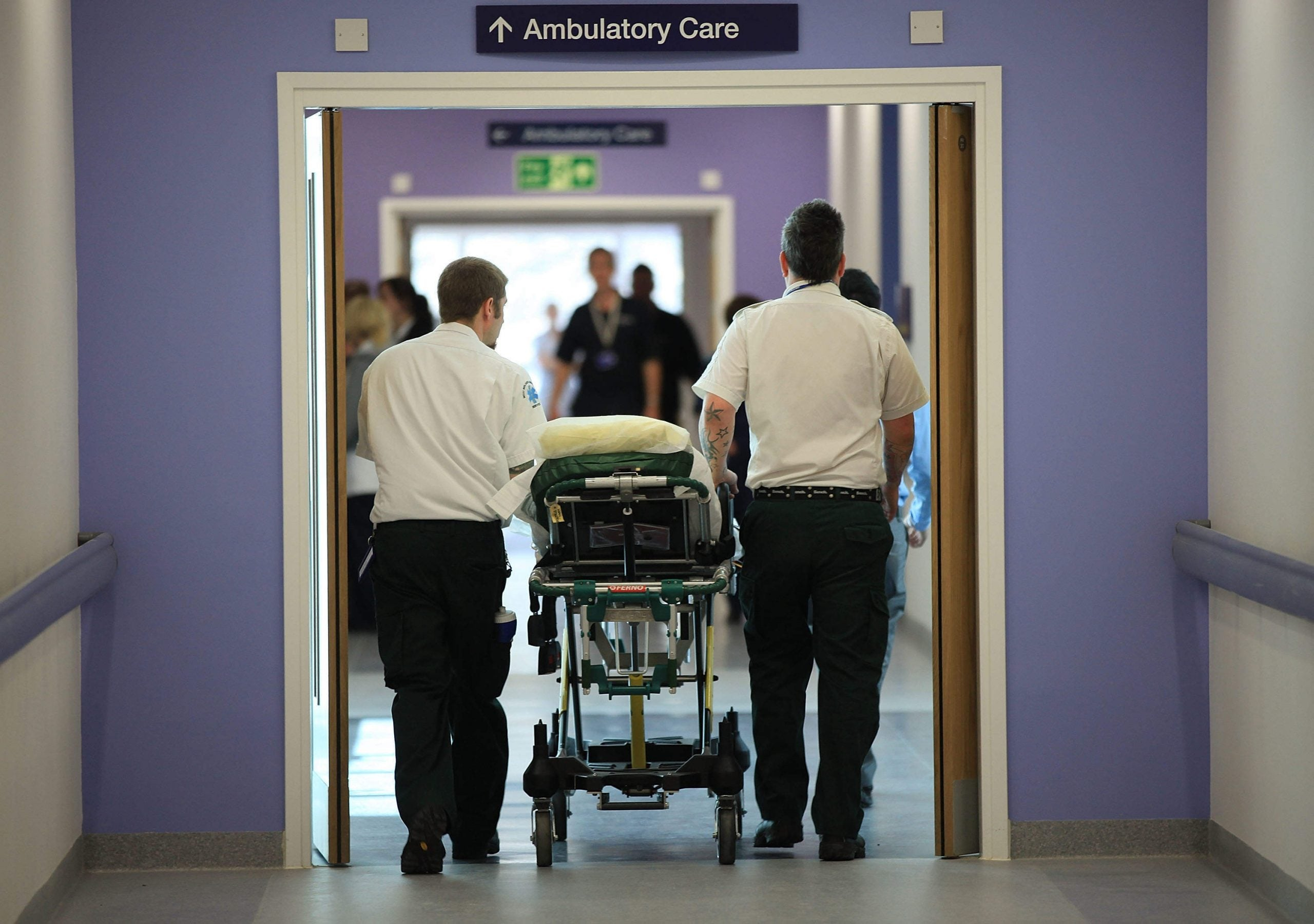 An antibiotic-resistant superbug is silently spreading through UK hospitals