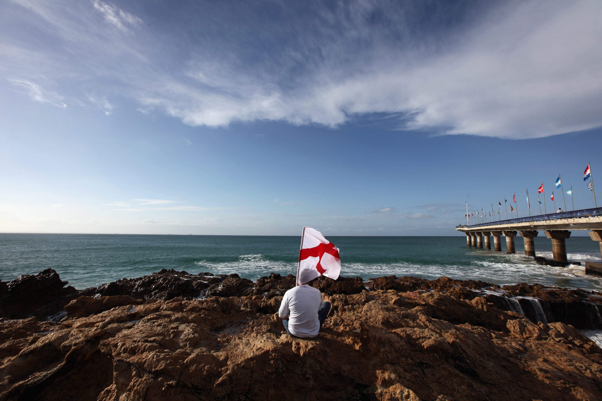 Is this the long-predicted English Revolt – just as Celtic nationalism has plateaued?