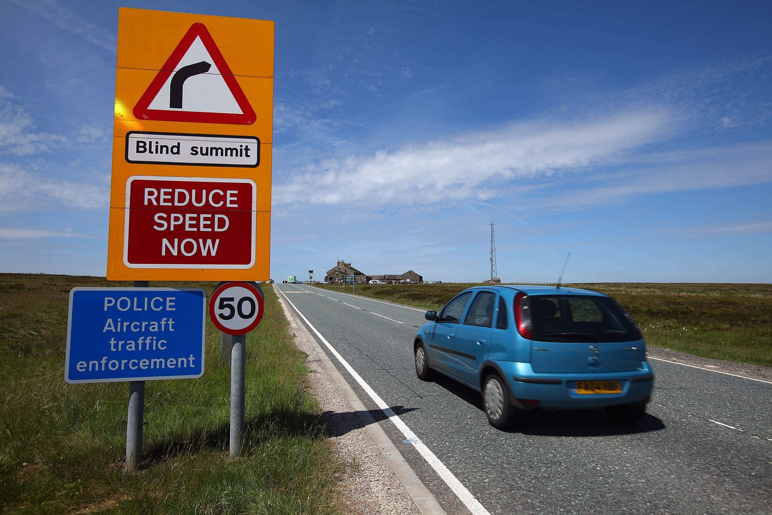 How experts made driving in Britain safer