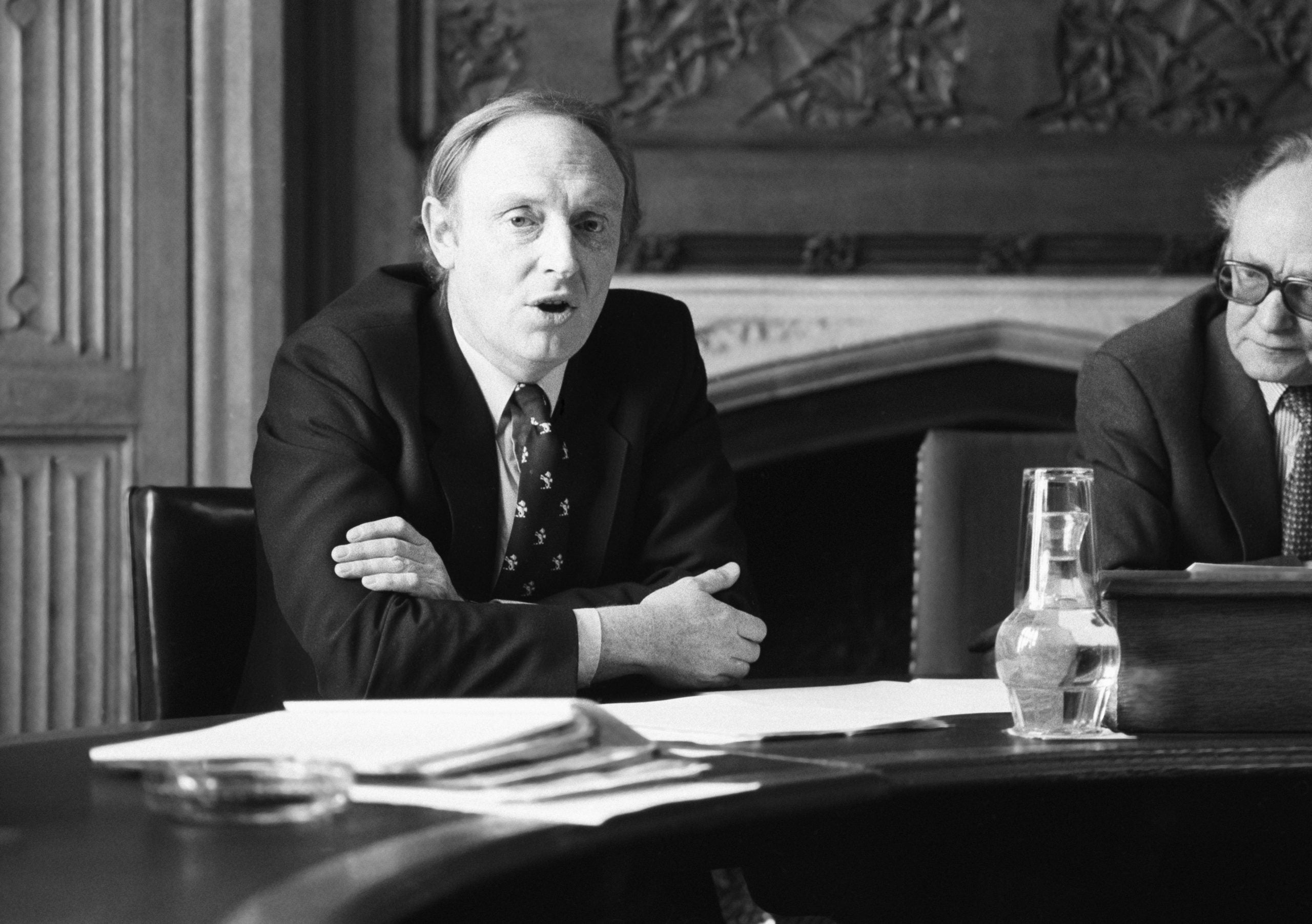 Neil Kinnock: When Corbyn wanted me deposed, I sought nominations from MPs