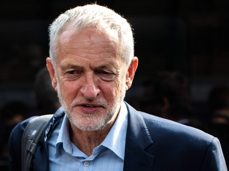 """Is the """"deep state"""" trying to undermine Corbyn?"""