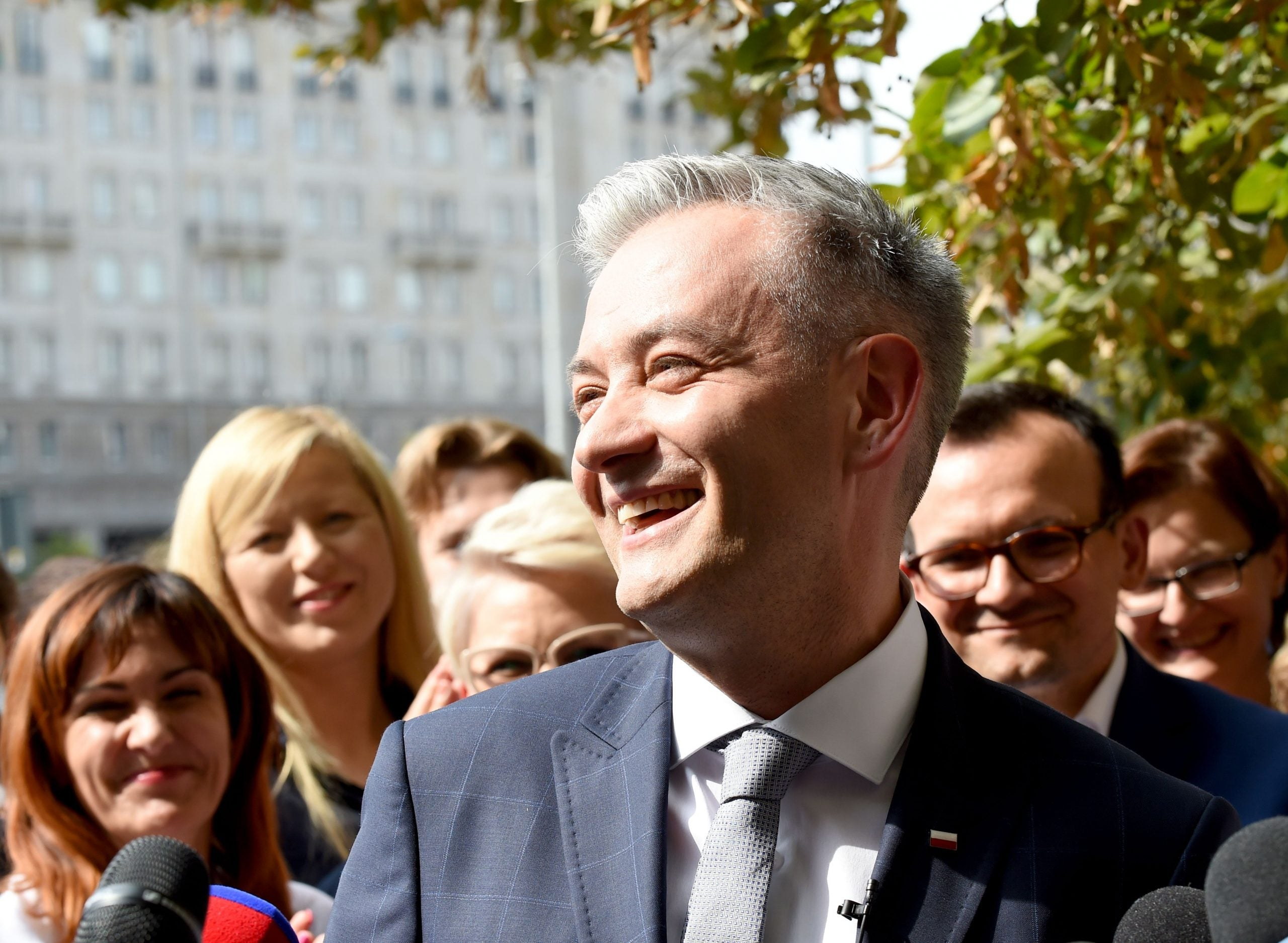 How the Spring party is reviving the Polish left