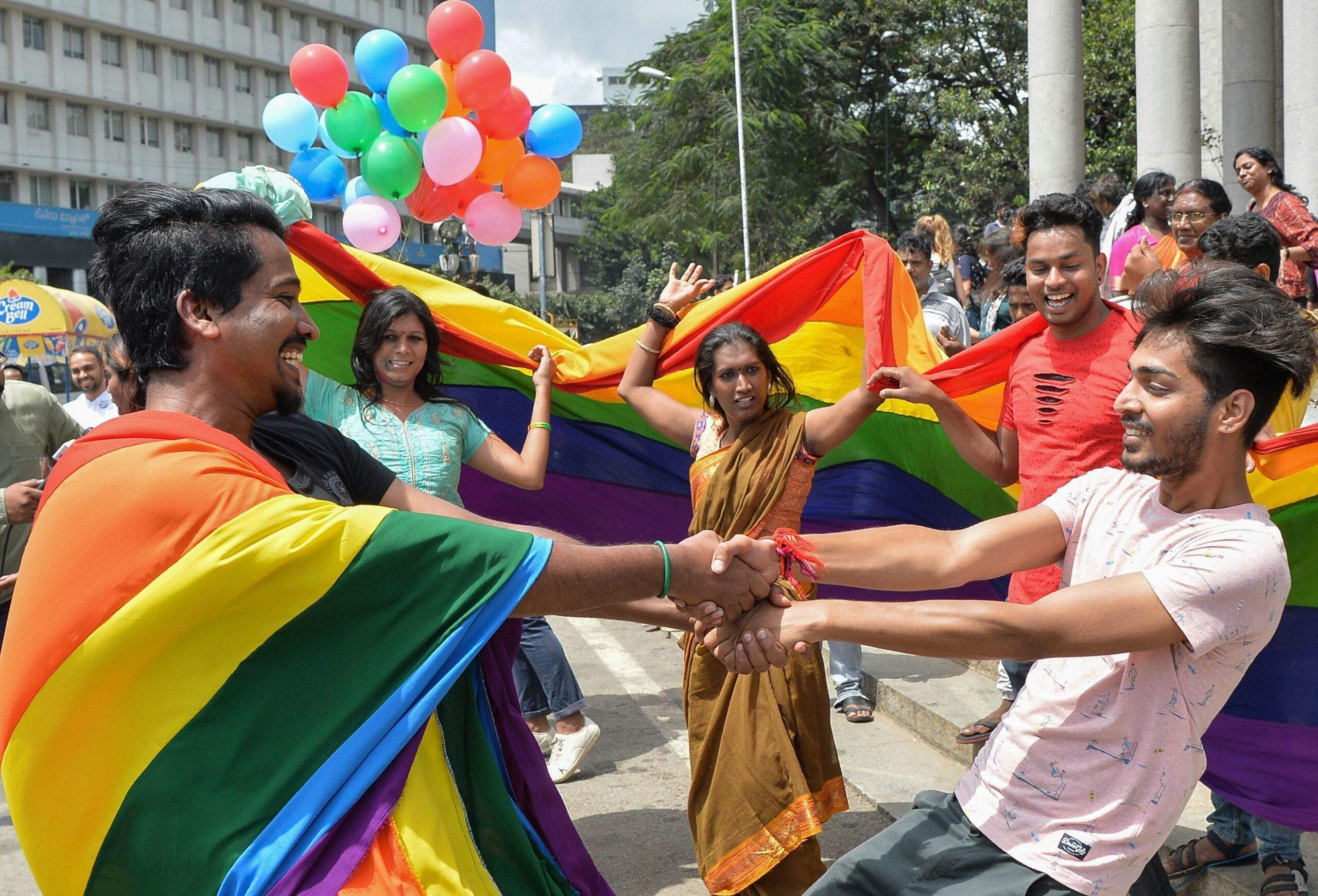 Decriminalising gay sex is a huge victory. But India still faces many challenges