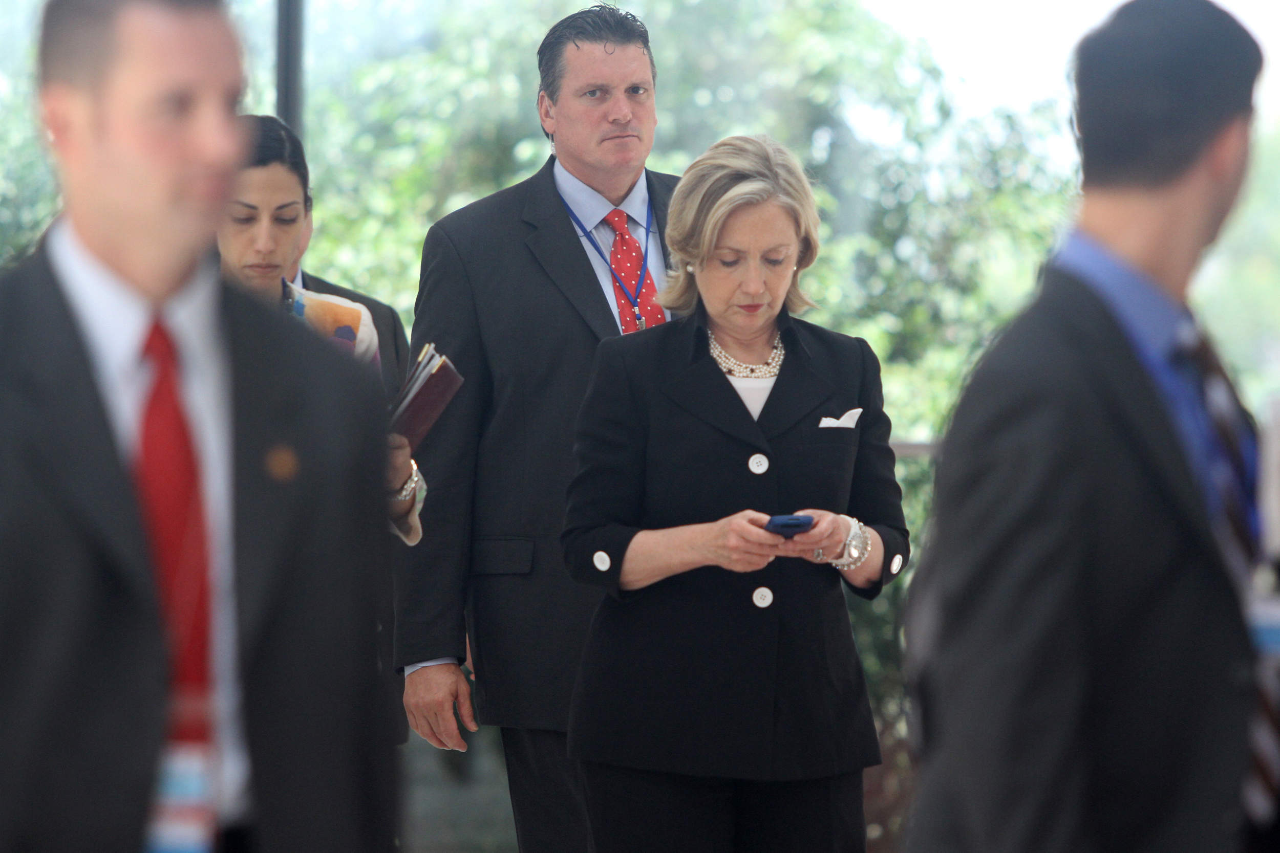 Hillary's e-mails and the way we do politics