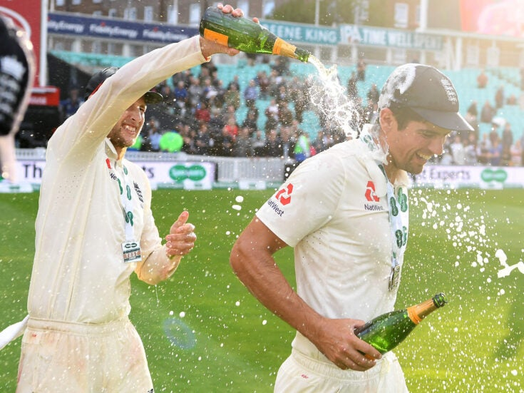 Alastair Cook's last ever Test innings causes fraught nerves on Test Match Special
