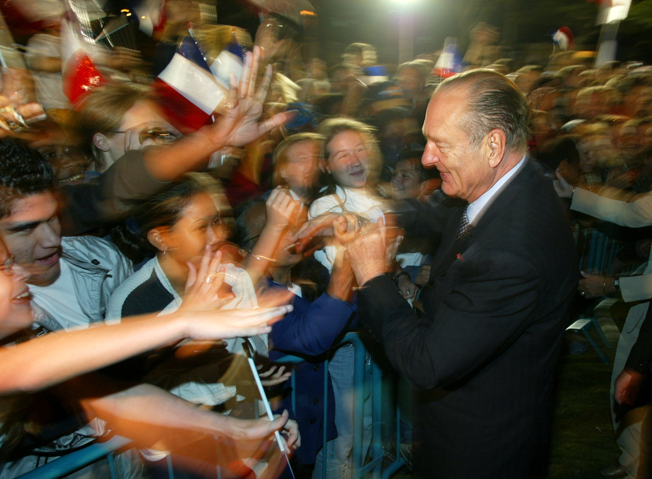 The last true Gaullist: how Jacques Chirac charmed France