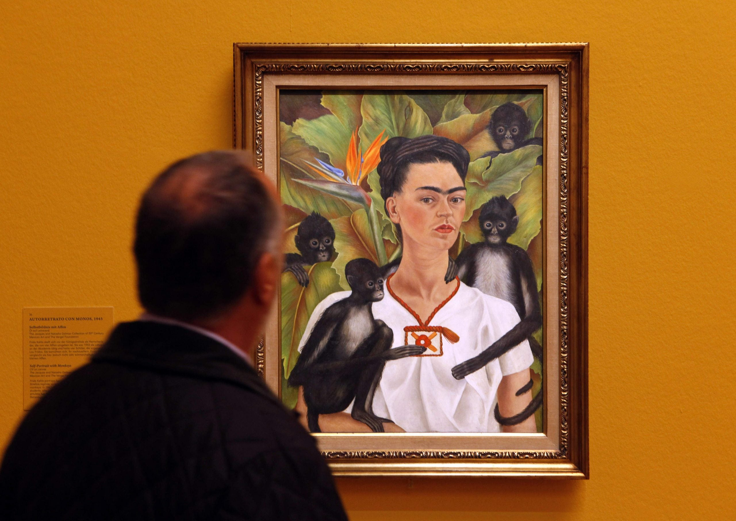 What Frida Kahlo can teach us about the art of the selfie