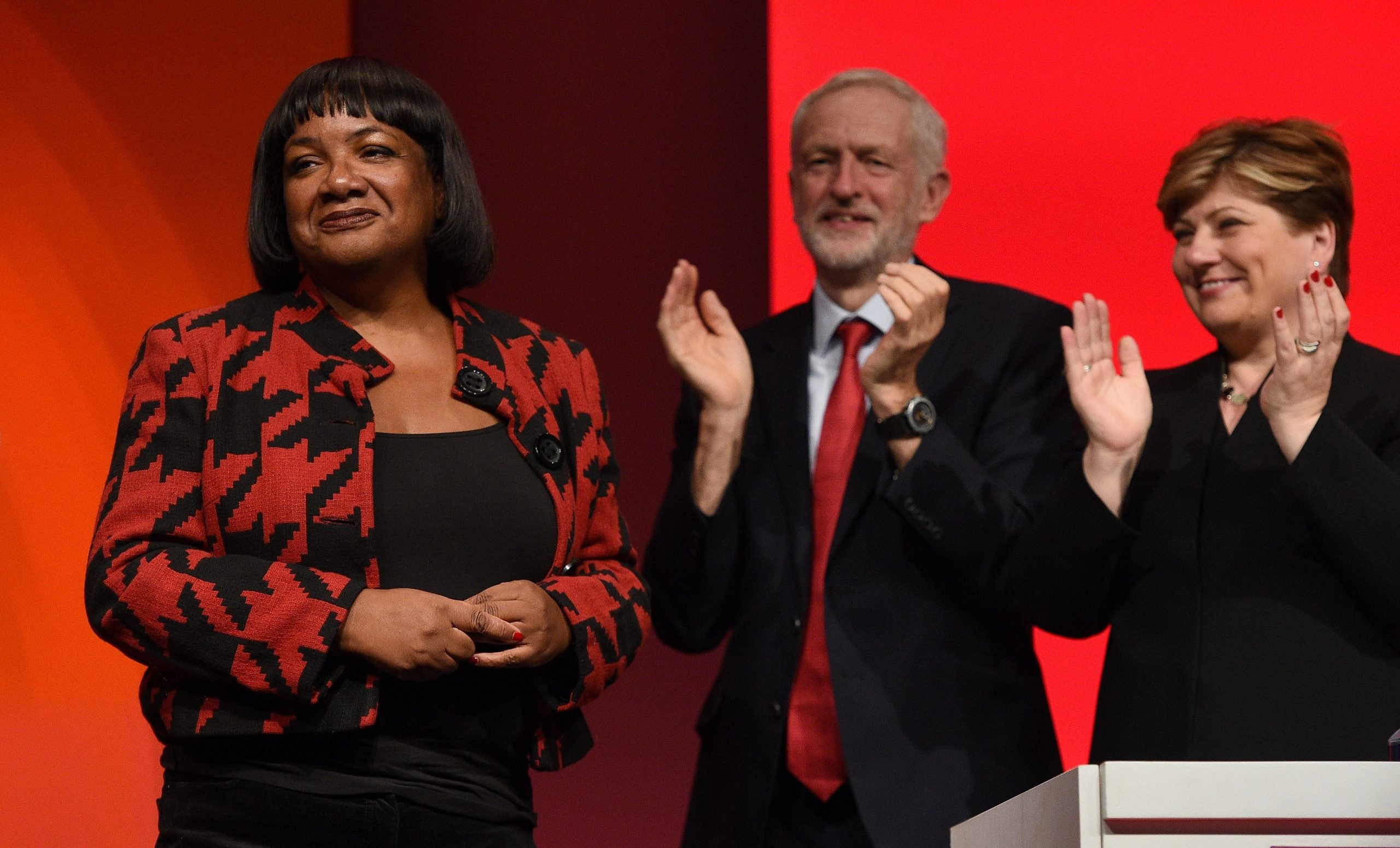First Thoughts: Diane Abbott vs Question Time, Prince Philip's missing seat belt and Corbyn the caretaker PM