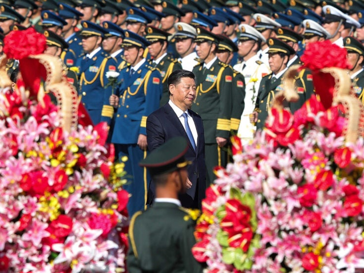 """John Simpson: Even senior Communist Party members fear Xi Jinping is """"sowing the seeds of chaos"""""""