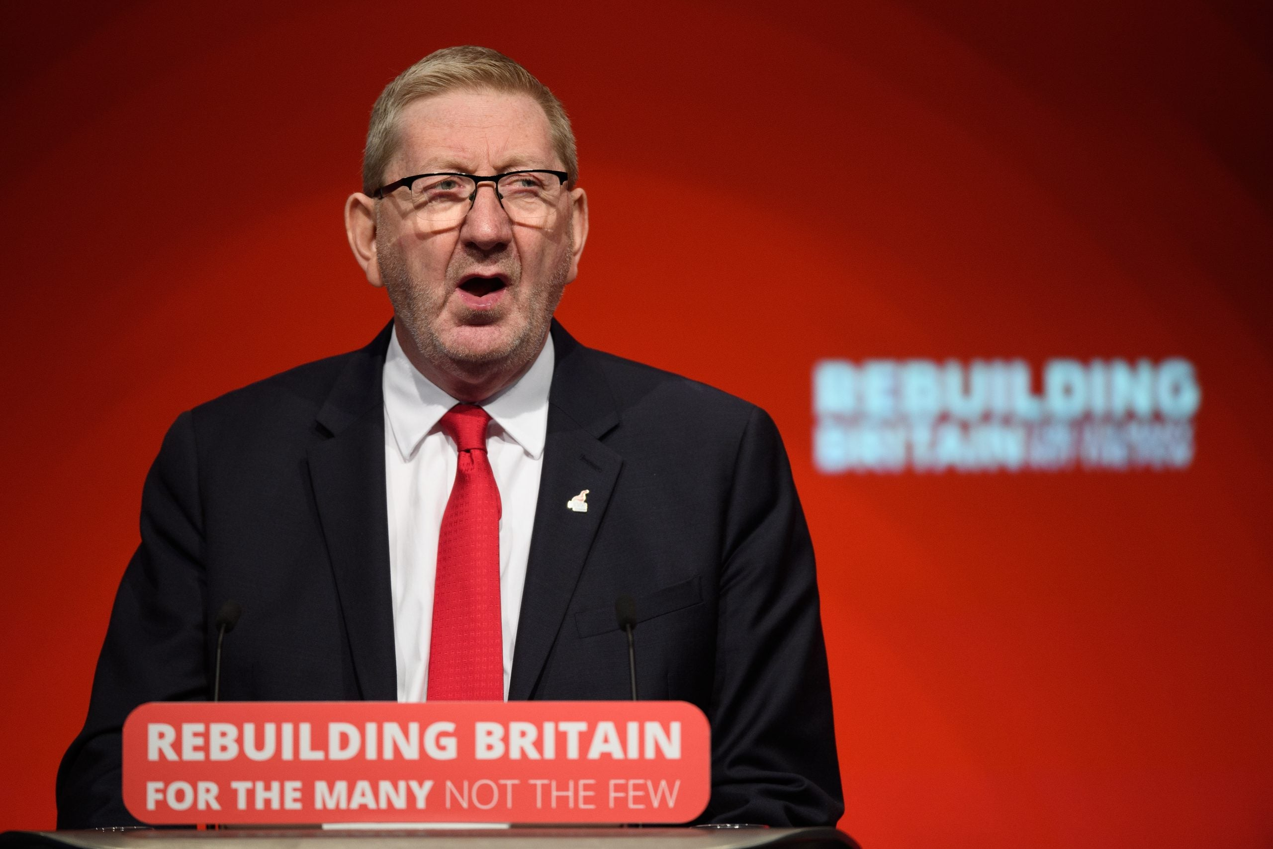 After McCluskey: who will win Unite's crown?