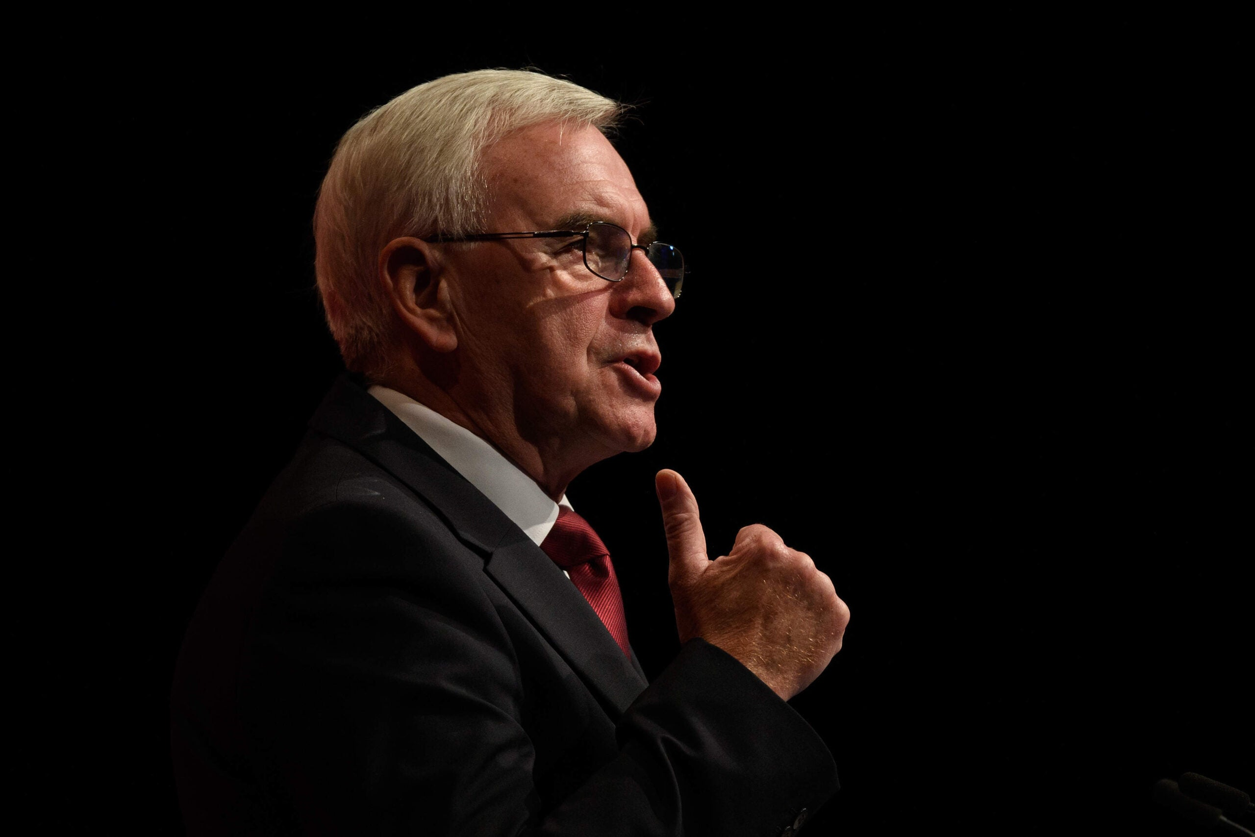 John McDonnell: Labour will not raise taxes for ordinary workers